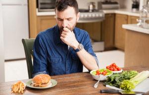 Правильное мужское питание