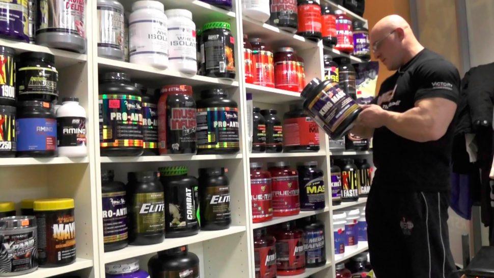 спортивное питание - Спортивное питание ― польза или вред?