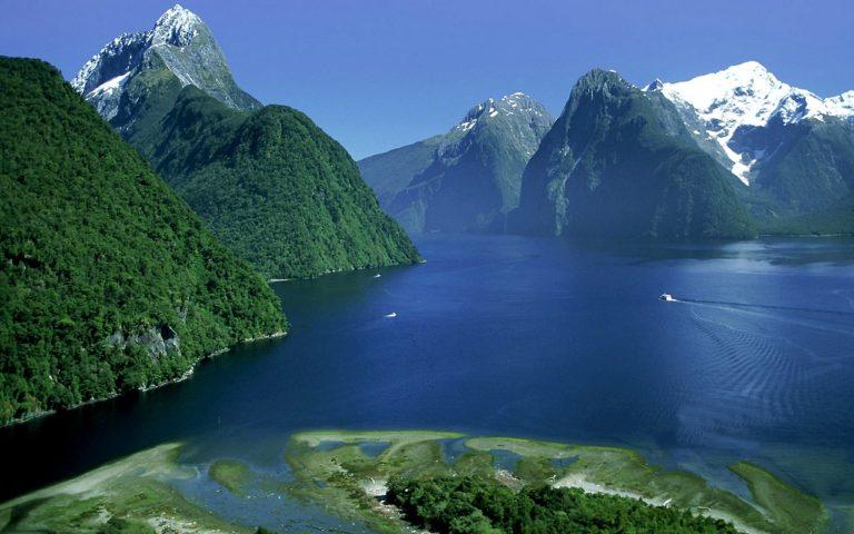 9 1 - Новая Зеландия. Путешествие к краю мира
